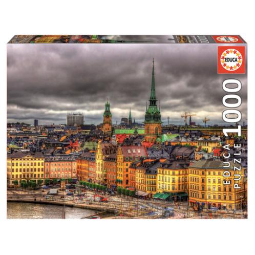 1000 pcs - Stockholm, Suède - Educa