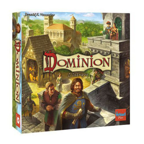 Dominion - L'Intrigue 1ere Édition VF