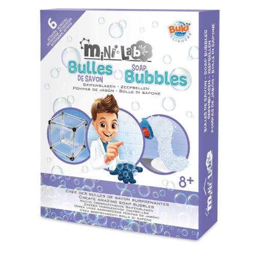 Buki - Mini Lab - Bulles de savon