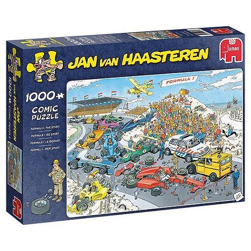 1000 Pcs - Jumbo - Grand prix - JvH