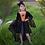 Thumbnail: Robe sorcière des araignées 5-6 ans