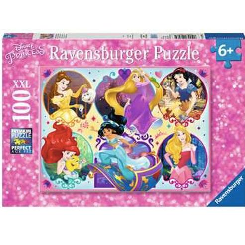 100 Pcs Disney Princesses