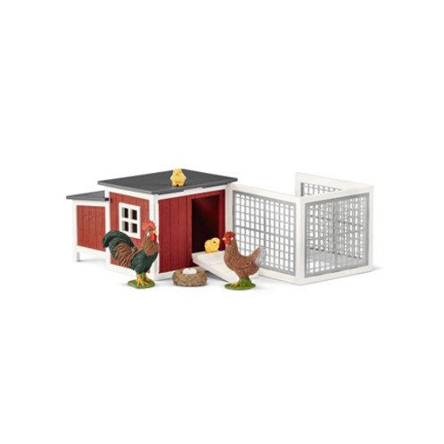 Schleich - Farm World - Poulailler