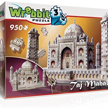 Taj Mahal, puzzle 3D