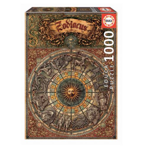 1000 pcs - Zodiaque - Educa