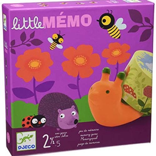 Djeco - Little Mémo  (ML)