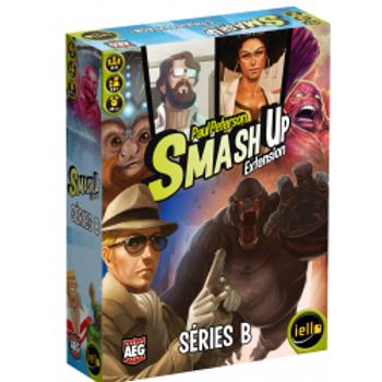 Smash Up Extension: Séries B