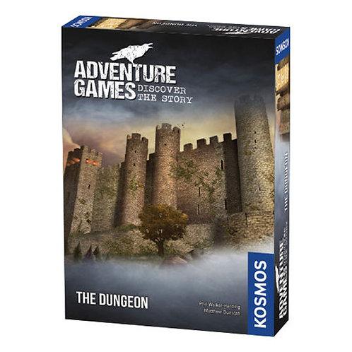 Adventure Games: The Dungeon VA
