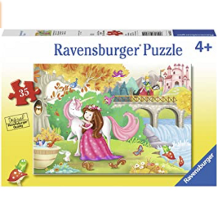 35 Pcs - Ravensburger - Un après midi en forêt