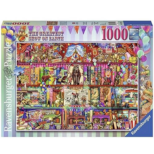 1000 Pcs - Le plus grand spectacle