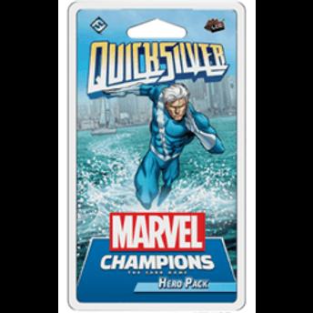 Marvel Champions LCG: Quicksilver hero pack VA