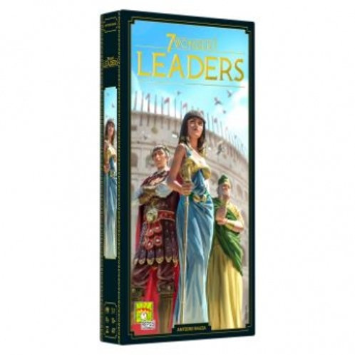 7 Wonders extension Leaders VF (Nouvelle edition)