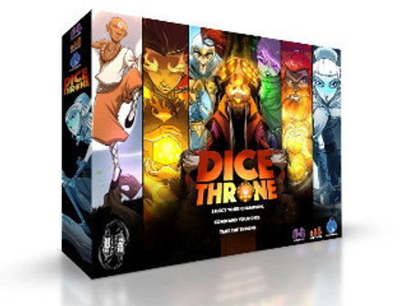 Dice Throne - Season One VA