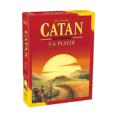 Catan - 5 and 6 players Extension VA