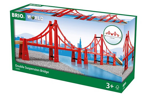 BRIO-Double pont suspendu