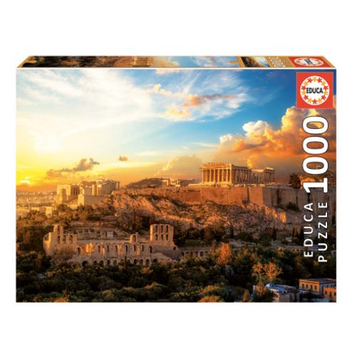 1000pcs - L'Acropole d'Athènes - Educa