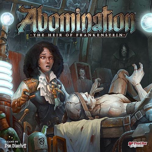 Abomination : The heir of Frankenstein VA