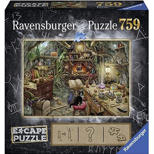 759 Pcs - Escape Puzzle - La cuisine de sorcière