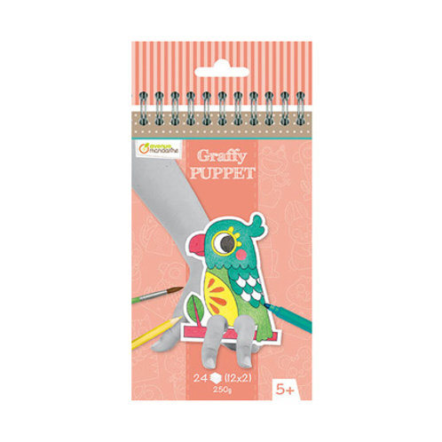 Avenue Mandarine - Graffy Puppet - Animaux domestiques