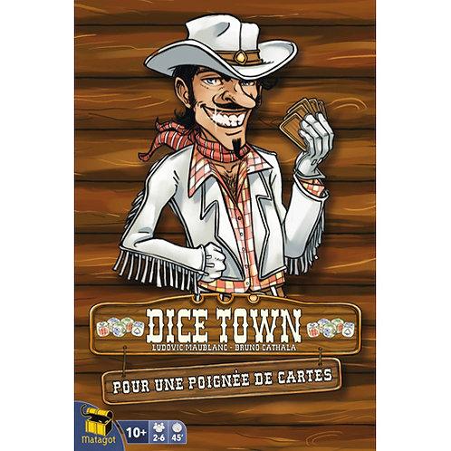 Dice Town - Pour une poignée de Cartes VF