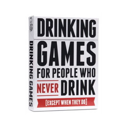 Drinking game for people who never drink VA