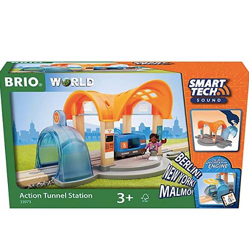 Brio - Gare Smart Tech sound