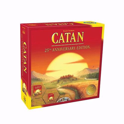 Catan - 25th Anniversary Edition VA