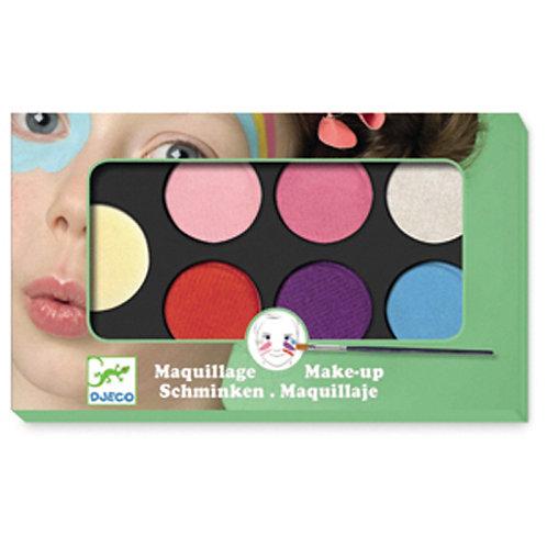 Maquillage - 6 couleurs Sweet de Djeco