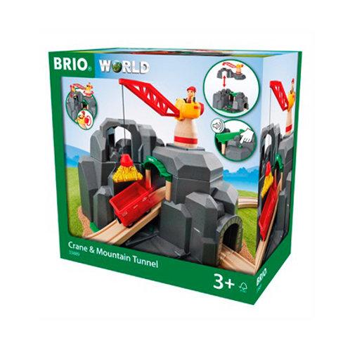 Brio - Plateforme grue et tunnels multifonctions