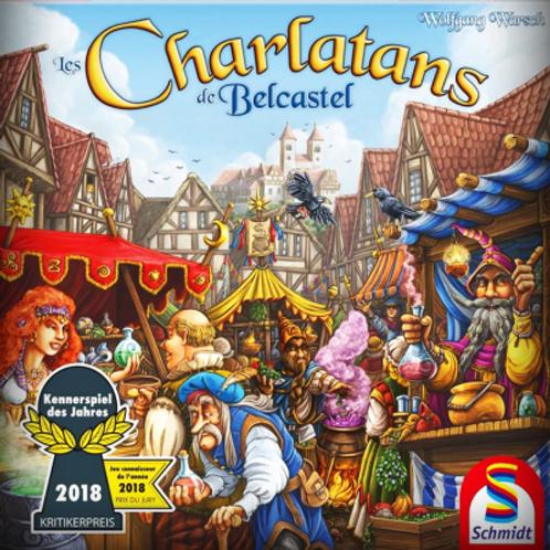 Les Charlatans de Belcastel VF