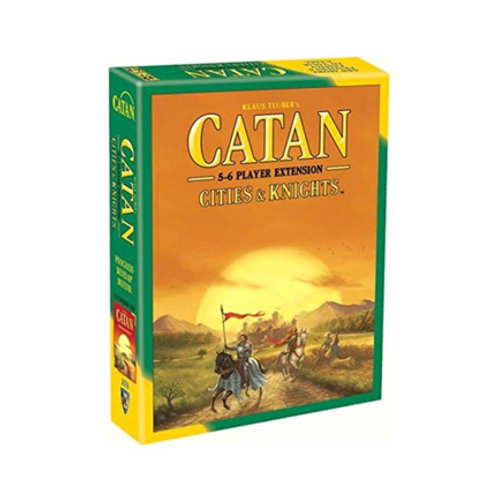 Catan - Cities and Knights Expansion : 5 and 6 Players Extension VA