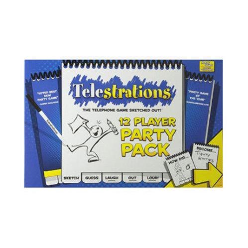 Telestrations - Party Pack VA