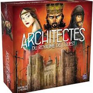 Architectes du Royaume de l'Ouest (VF)