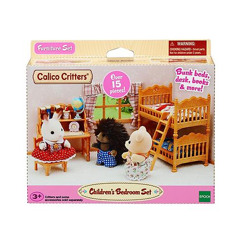 Calico Critters - Ensemble de Chambre pour enfants