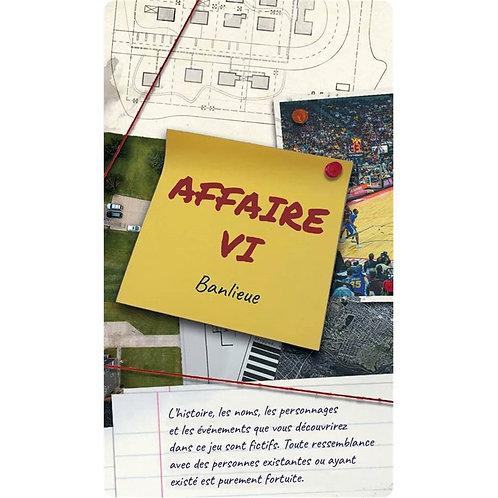 Detective ext affaire 6 VF