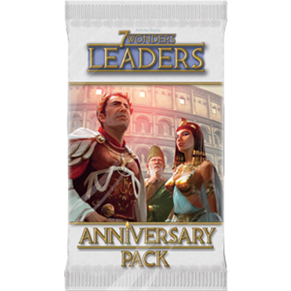 7 Wonders - Anniversary Pack Leaders (VF) - Ancienne Édition