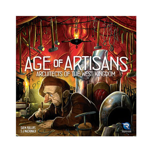 Architects of the West Kingdom - Age of Artisans Expansion VA