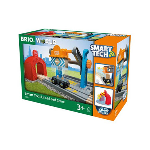 Brio - Grue de chargement de marchandises Smart Tech