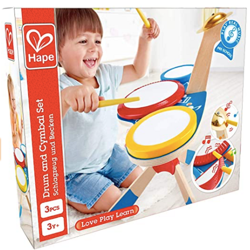 HAPE -Drum and cymbal