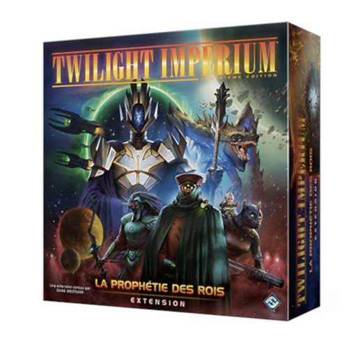 Twilight Imperium Extension La prophétie des rois VF