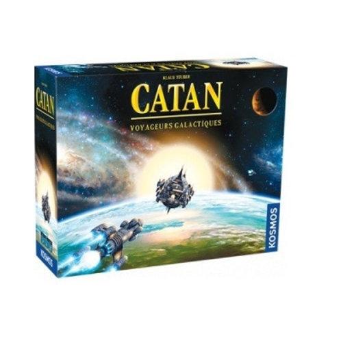 Catan - Voyageurs Galactiques VF
