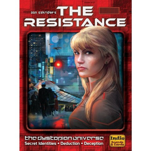 The Resistance 3rd Edition VA