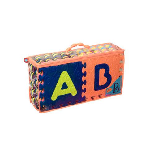 Battat - Tuiles des lettres pour plancher