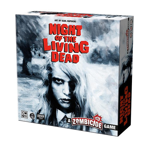 Zombicide - Night of the living dead VF