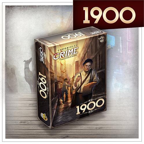 Chronicles of crime: The millenium series 1900 VA