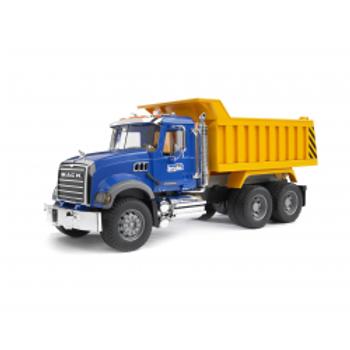BRUDER - Mack Granite Camion à benne basculante