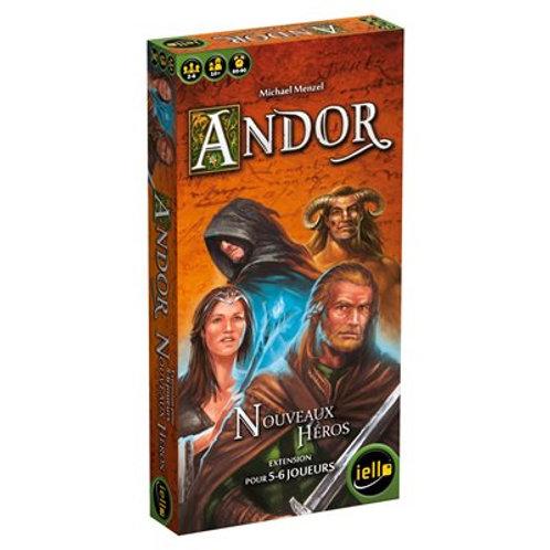 Andor - Extension Nouveaux Héros (VF)