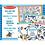 Thumbnail: Bloc d'autocollants Cherche et trouve - Aventure