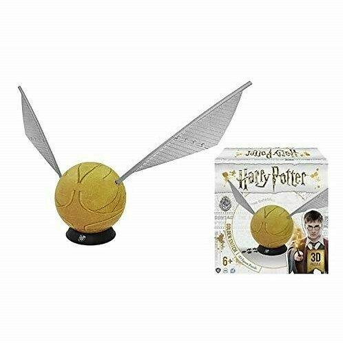 64 Pcs - 3D - Harry Potter - Vif d'Or