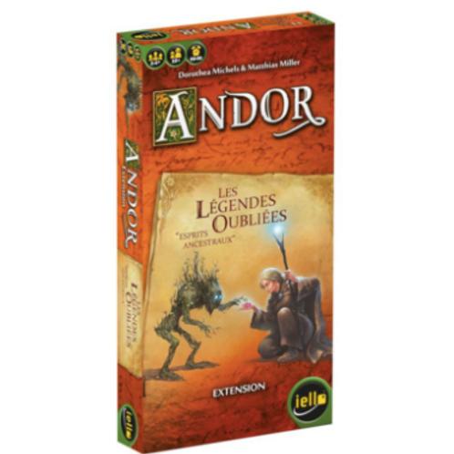 Andor - Extension Les Légendes Oubliées VF